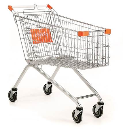 Picture for category Shopping Trolleys & Baskets