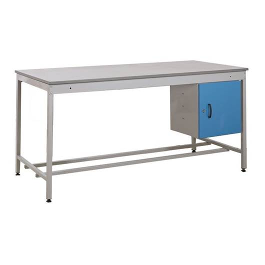 Picture of Taurus Utility Workbench with Cupboard - From Stock