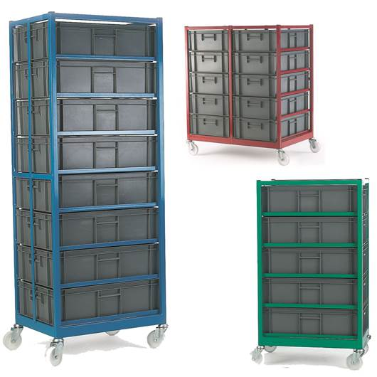 Picture of Mobile Container Racks