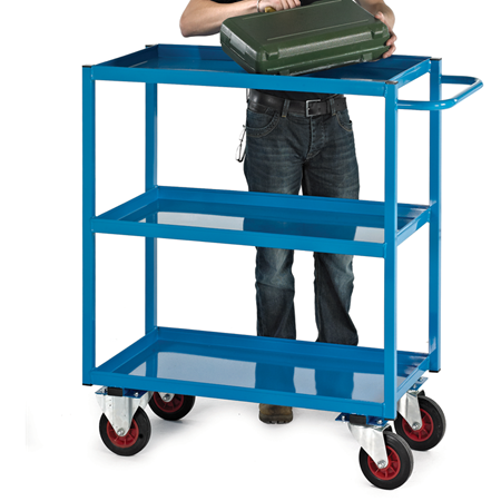 Picture for category Industrial Tray Trolleys