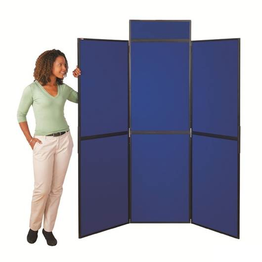 Picture of BUSYFOLD® Display Noticeboard