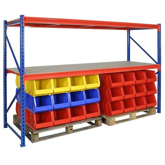 Picture of Longspan Heavy Duty Racking