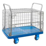 Picture of Proplaz Super Silent Mesh Truck with ½ Drop Side