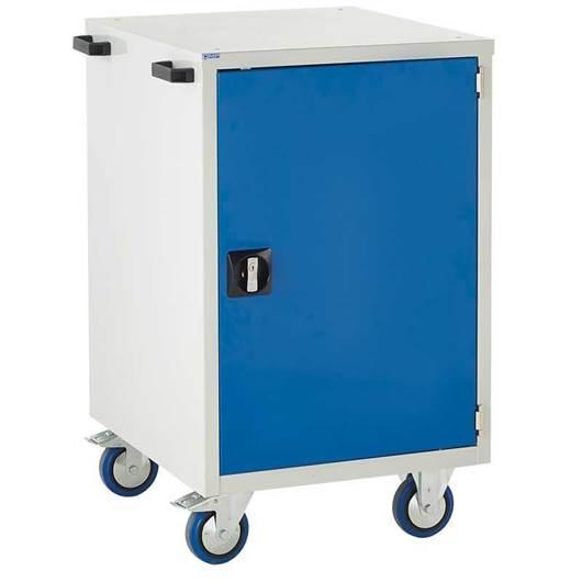 Picture of Mobile Euroslide Cupboard Cabinet