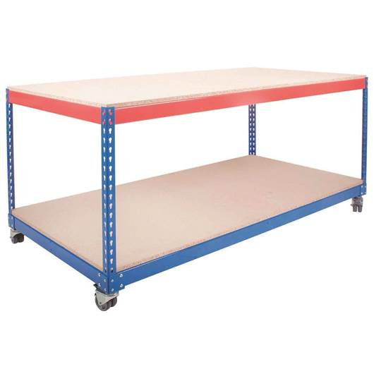 Picture of Heavy Duty Rivet Mobile Bench