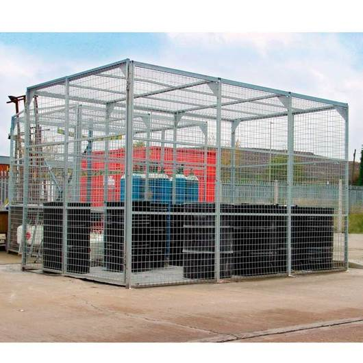 Picture of Modular Mesh Storage Boxes