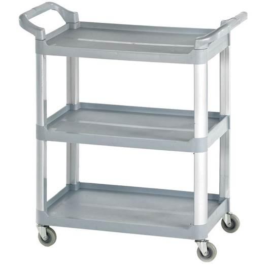 Picture of Plastic Shelf Trolleys