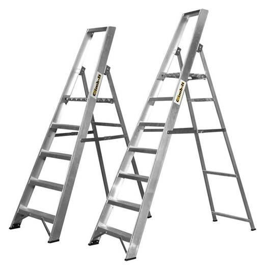 Picture of Climb-It Aluminium Platform Stepladders